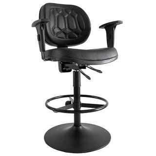 cadeira-caixa-ergonomica-pentagon-com-bracos-sintetico-preto-disco-diagonal1000x1000